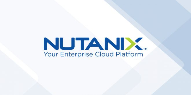 Nutanix Enterprise Cloud Platform