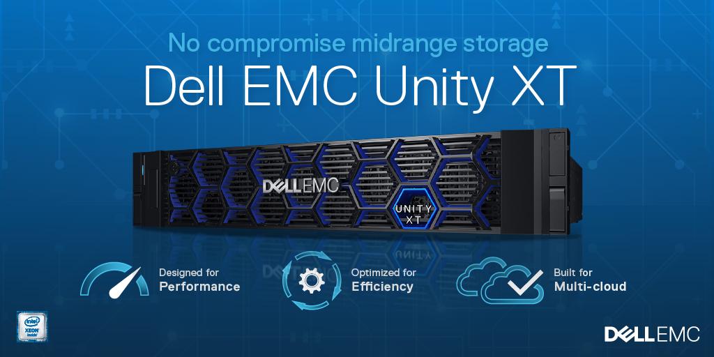 DellEMC Unity XT