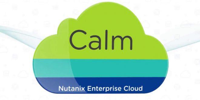 Nutanix calm