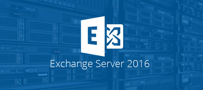 Microsoft Exchange 2016